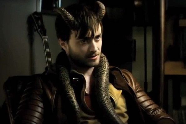 Horns: les banyes de HarryPotter